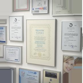 GCR Certificate