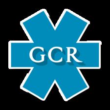 GCR logo